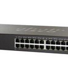 思科精睿(Cisco)SG500-28-K9-CN24口千兆网管三层交换机可堆叠交换机