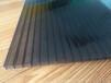 茶色PC双层阳光板