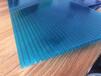 湖蓝双层PC阳光板