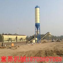 工程机械湖南水稳拌合站水泥稳定土拌合站混凝土搅拌站图片