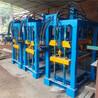 廠家現貨供應小型水泥磚機4-2B免燒空心磚機投資小見效快