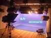 北京虛擬超高清演播室藍箱裝修校園錄播教室搭建