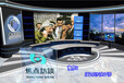 虚拟演播室系统虚拟系统软件演播厅装修设备