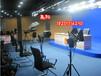 虛擬演播室系統/小型錄課室燈光裝修/超清演播室搭建方案