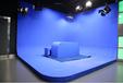 虛擬演播室系統/演播室裝修方案/錄課室裝修/演播室案例