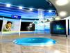 星河演播室建設/超清4K演播室/戶外舞臺燈光搭建/演播室人物摳像