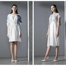 乔帛专柜女装正品18春装新款品牌折扣批发一手货源