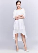 艾格女装18夏装新款品牌折扣批发库存尾货一手货源