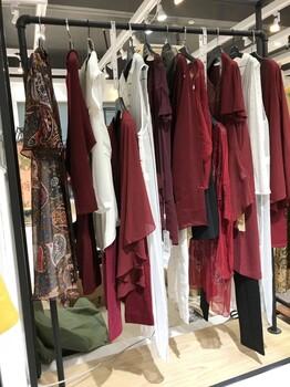 女装外贸尾货亚博国际娱乐在线品牌折扣尾货女装