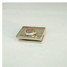 盈康彩钢配件夹芯板引头卡子复合机配件夹头钢板夹头引板夹子
