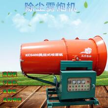 环保节能工地环保除尘雾炮机可移动降温除尘机工地除尘净化过滤器图片