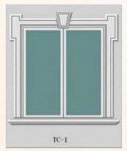 云南异型窗云南异型线条厂家昆明丁康装饰图片