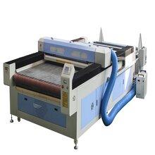 成都激光裁布机MC-1630全自动沙发布料裁剪机提供行业解决方案图片