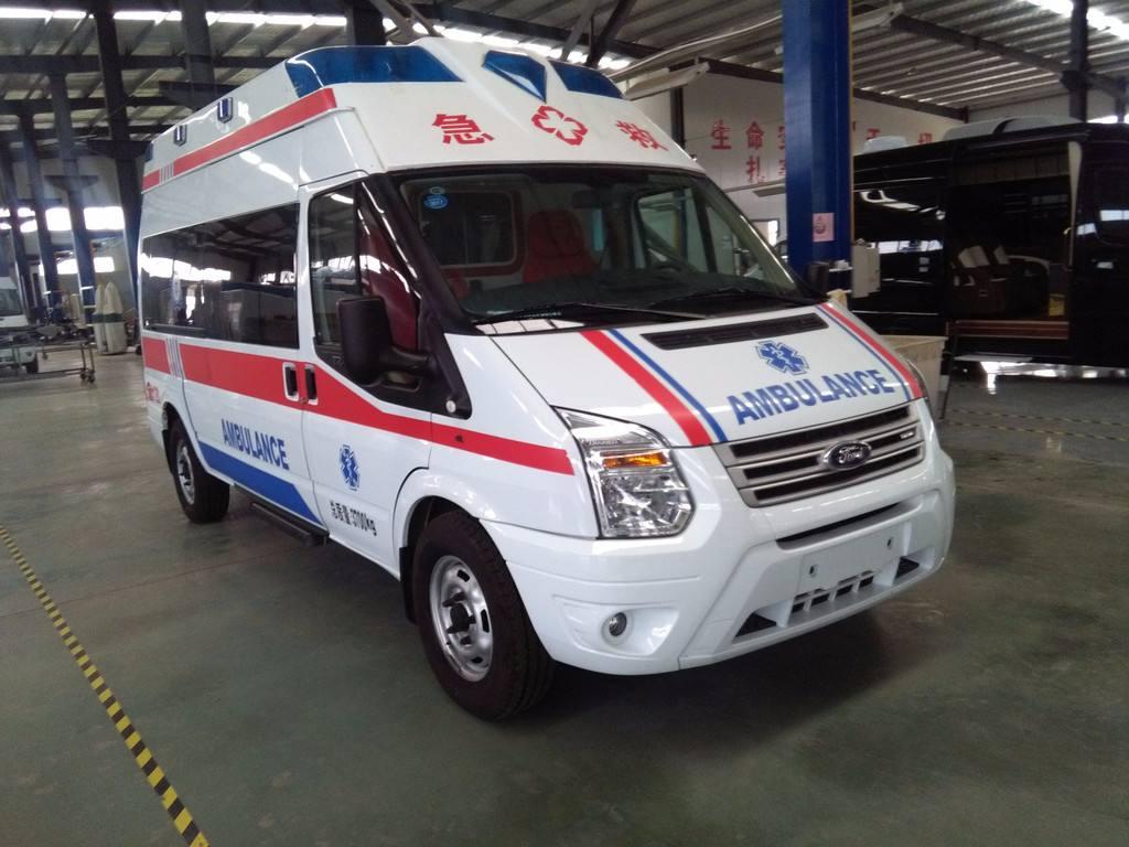 江北私人120救护车出租-哪里租的便宜