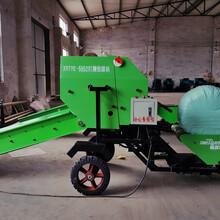 青贮打捆机新瑞特专业生产图片
