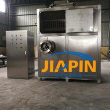 冷冻动物油脂撕碎机冻肉板粉碎机厂家定制加工图片