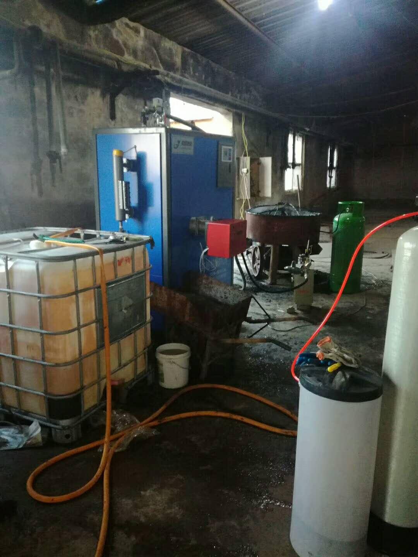 燃气蒸汽锅炉立式报价 厂家