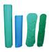 厂家生产玻璃钢防眩板s型模压片型高速遮光挡光板耐腐防冲刷不褪色