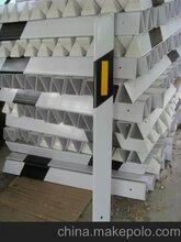 玻璃钢轮廓桩三角形柱式轮廓标高速公路反光轮廓桩百米桩标