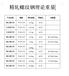 精轧螺纹钢螺母国家标准执行GB/T20065-2016晓军精轧螺母