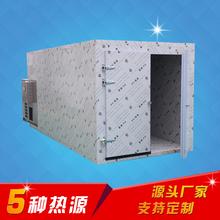 国信机械新型环保电加热烘干房