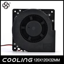cooling空调扇鼓风机12032空调扇用鼓风机12032鼓风机厂家直销
