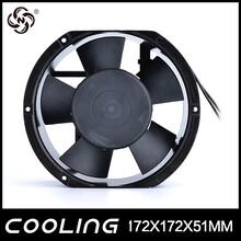 cooling交流风扇172X172X51MM铜线180级矽钢片2700转速厂家直销
