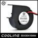 深圳Cooling3010鼓風機空氣凈化器香薰機直流離心渦輪風機廠家直銷