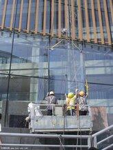 东莞玻璃幕墙维修更换、玻璃幕墙安装、更换钢化玻璃、建筑玻璃自爆更换