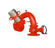 泡沫罐消防泡沫罐泡沫液储罐压力式泡沫罐消防水炮固定式消防水炮手动消防水炮