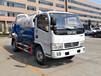 宁波东风小型吸污车特价出售4方5方6方真空吸污车厂家直销