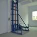 信义鼎货梯升降机固定液压升降平台导轨简易货梯厂房货梯货运电梯提升机