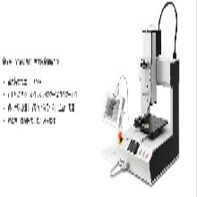 北京自动涂胶机深隆STT1001自动涂胶机涂胶机器人汽车玻璃涂胶生产线