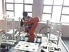 工业机器人教学实训设备哪里好焊接抛光机器人实训平台