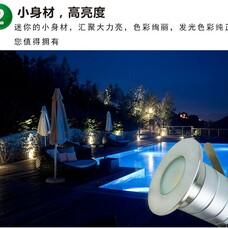 迷你LED地埋灯,地埋灯批发,LED地埋灯1W,户外防水LED地埋灯