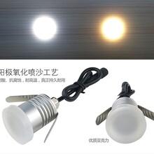 Led地脚灯生产厂家批发价格,楼梯led嵌入式地脚灯,墙角Led月光灯