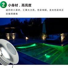 LED地板灯厂家直销批发价格,IP67户外防水低压12VLED地板灯1W迷你