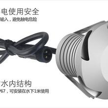 LED地埋灯三边四边五边透光IP67户外防水四向透光地埋灯广东厂家批发