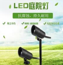Led庭院射灯户外防水IP67低压12V景观草坪灯,户外led射灯厂家批发价格