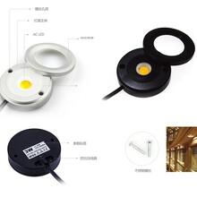 广东珠海led橱柜灯批发价格,Led橱柜灯超薄明装IP65防水3W可调光