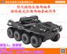 水陆两栖全地形车八轮全驱8x8-黑龙江水陆两栖汽车生产厂家