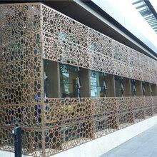 哈尔滨东森游戏主管术幕墙质量可靠,铝板雕花幕墙图片