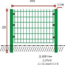 双边护栏网的生产步骤图片