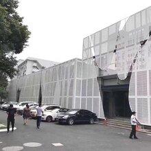 青島藝術幕墻廠家直銷,鋁板雕花幕墻圖片