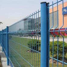 廣東小區三折彎護欄網生產廠家圖片