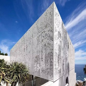 安平铝板雕花幕墙、艺术幕墙生产厂家