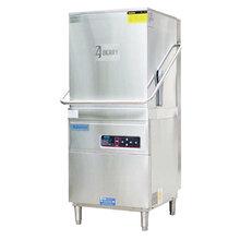 商用厨房设备商用洗碗机揭盖式洗碗机酒店饭店小型食堂专用图片