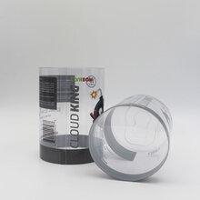 深圳印刷厂家圆筒塑料包装盒定制pvc包装盒