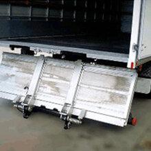 折叠式尾板型号DLWB-ZD/110图片
