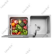 厨电生意不好做?你是你没发现乐太多功能水槽洗碗机
